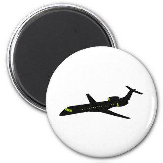Plana - Avión 03 Iman Para Frigorífico
