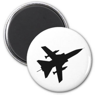 Plana - Avión 06 Imán Para Frigorifico