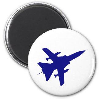 Plana - Avión 07 Imán Para Frigorifico