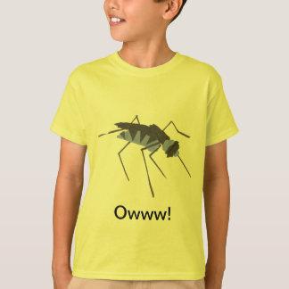 ¿Planee tener un fiesta del insecto? Camiseta