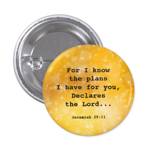 Planes cristianos del oro para usted Pin de la