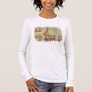 Planes para la casa roja, brezo de Bexley (pluma y Camiseta De Manga Larga