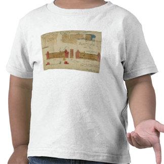 Planes y elevaciones para la casa roja Bexley Hea Camiseta