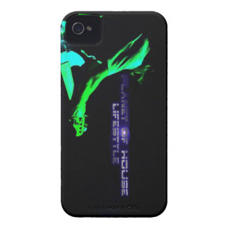 Planeta de la caja intrépida de Blackberry de la Case-Mate iPhone 4 Cárcasas