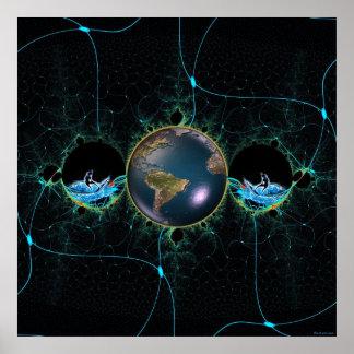Planeta de la resaca póster