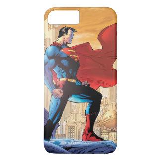 Planeta diario del superhombre funda para iPhone 8 plus/7 plus