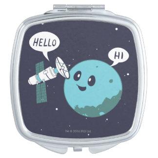 Planeta Espejo Compacto