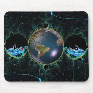 Planeta Mousepad de la resaca Alfombrilla De Ratón