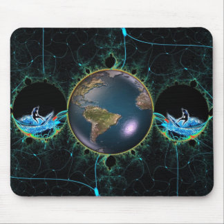 Planeta Mousepad de la resaca