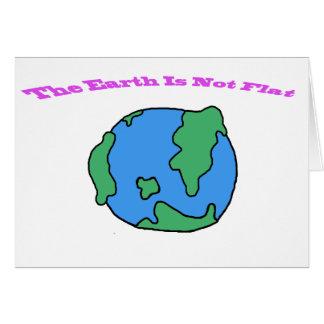 planeta tarjeta pequeña