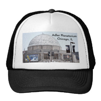 Planetario de Adler - Chicago, IL Gorras De Camionero