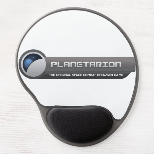 Planetarion Mousemat de lujo Alfombrilla De Ratón De Gel