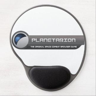 Planetarion Mousemat de lujo Alfombrilla De Raton Con Gel