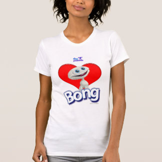 Planetas minúsculos - el amor de I Bong Camiseta