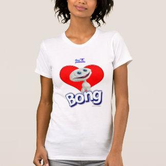 Planetas minúsculos - el amor de I Bong Camisetas