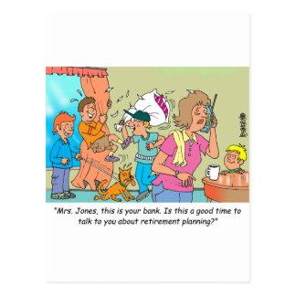 Planificación de la jubilación postal