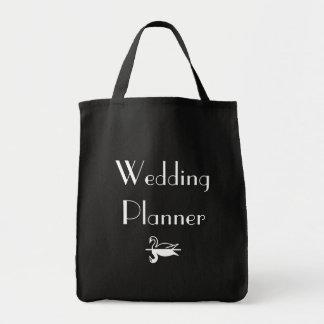 Planificador del boda bolsas