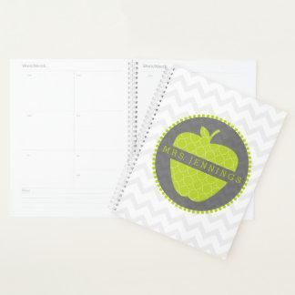 Planificador verde del profesor de Quatrefoil