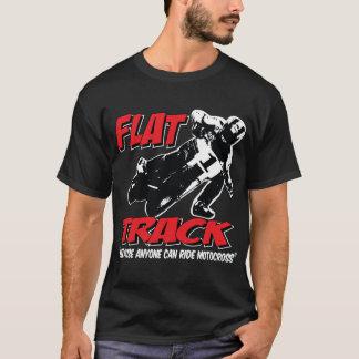 PLANO Pista-Porque cualquier persona puede montar Camiseta