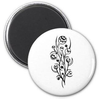 planta del tatuaje imanes