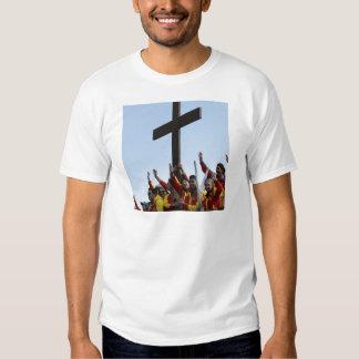 Plantilla básica de la camiseta- Personalizado Camisas