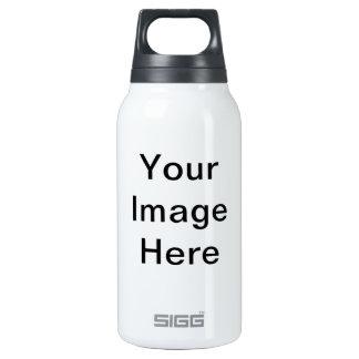 plantilla botella de agua