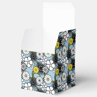 plantilla caja para regalos de fiestas