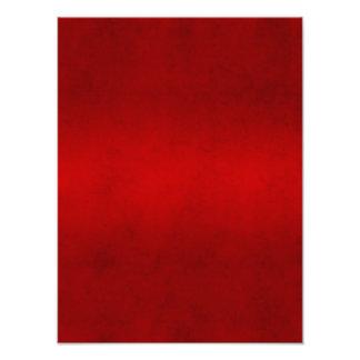 Plantilla carmesí roja del color del pergamino del fotografia