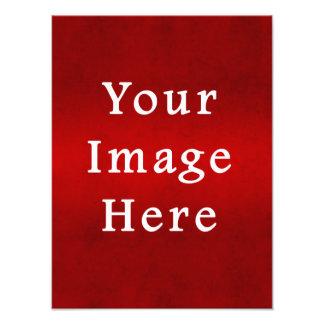 Plantilla carmesí roja del color del pergamino del arte fotográfico