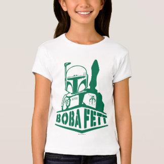 Plantilla de Boba Fett Camiseta
