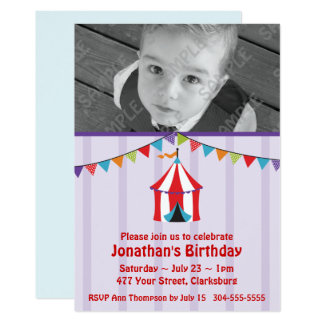 Plantilla de la foto de la fiesta de cumpleaños