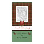 Plantilla de la tarjeta de la foto de las Felices  Tarjeta Fotografica