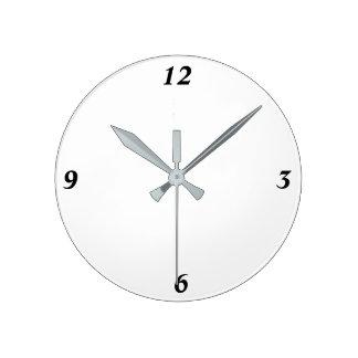 plantilla de los números del reloj 4