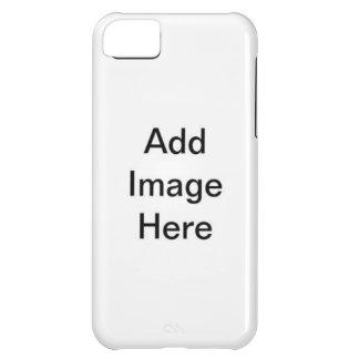 Plantilla de los regalos QPC del fútbol Funda Para iPhone 5C