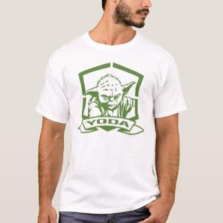 Plantilla de Yoda Camiseta