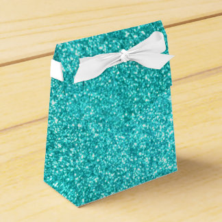 Plantilla del brillo cajas para detalles de boda