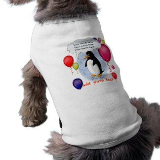 plantilla del carácter de carnivalcutouts.com camiseta sin mangas para perro