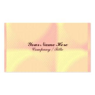 Plantilla del pastel del edredón tarjetas de visita