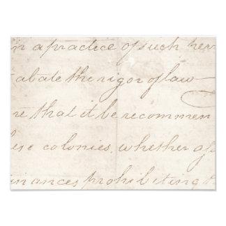 Plantilla del texto de la antigüedad del pergamino arte fotografico
