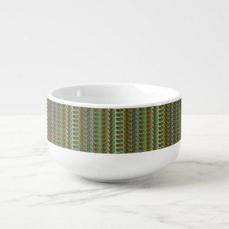 PLANTILLA DIY del cuenco para sopa + DIVERSIÓN del