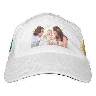 Plantilla fácil del presupuesto de la foto de gorra de alto rendimiento