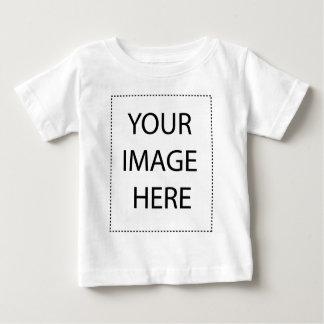 Plantilla infantil de la vertical de la camiseta