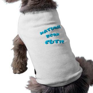 Plantilla llevada natural de la camisa del mascota camisetas mascota