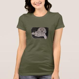 Plantilla maltesa camiseta