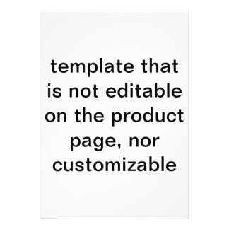 plantilla no personalizar capaz no editable en l invitacion personalizada