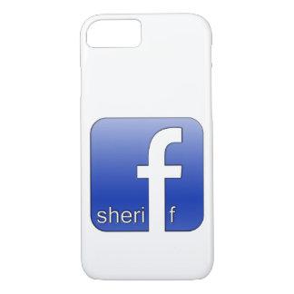 Plantilla popular del regalo único del logotipo de funda iPhone 7