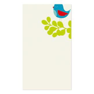 plantilla preciosa y linda moderna de la tarjeta d tarjetas personales