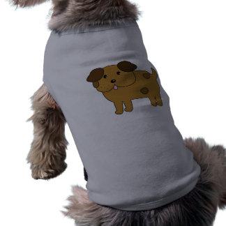 plantilla ropa de mascota