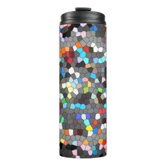 Plantilla termal del vaso DIY para los regalos del