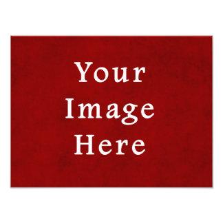 Plantilla texturizada carmesí rojo del pergamino d fotografias